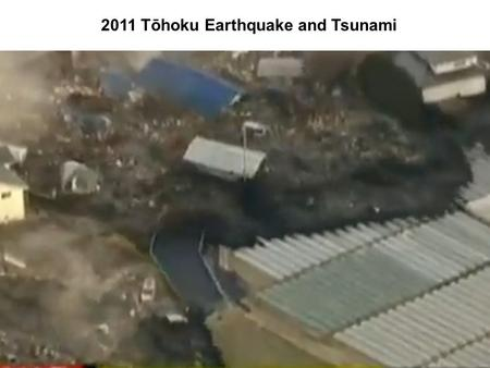 2011 Tōhoku Earthquake and Tsunami. MODIS satellite image on 26 FEB, before the tsunami. Scale bar is 10 km.