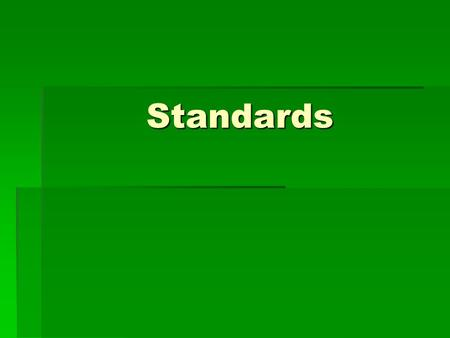 Standards. New Jersey New Jersey Health and Physical Education Core Curriculum Content Standards FAQ.