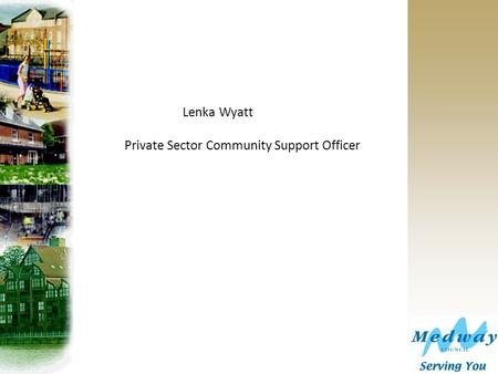 Private Sector Community Support Officer
