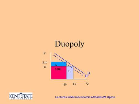 Lectures in Microeconomics-Charles W. Upton Duopoly.