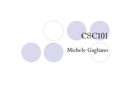 CSC101 Michele Gagliano. a Web-based audio broadcast via an RSS feed, accessed by subscription over the Internet Podcast Directory.