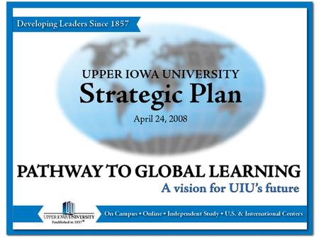 STRATEGIC INITIATIVE Introduce policies and programs that create the seamless movement of students and faculty 1.Summary of the Strategy: Remove or minimize.