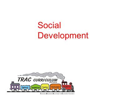 Social Development.  A process  Interactive  Individual  Holistic 4 Principles of Human Development.