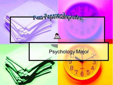 Psychology Major The Psychology Major Major Requirements: Requirements for the B.A., in addition to school requirements, begin with PS 101, followed.