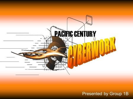 PACIFIC CENTURY Presented by Group 1B. PACIFIC CENTURY Agenda 1)Background of PCCW 2)Industry Life Cycle 3)Key Strategies -Where to compete -How to compete.