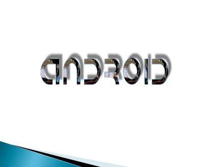 Android is a mobile operating system developed by Google and is based upon the Linux kernel and GNU software. It was initially developed by Android.