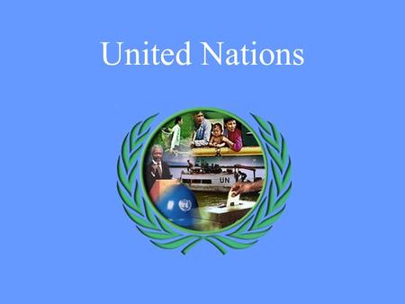 United Nations.
