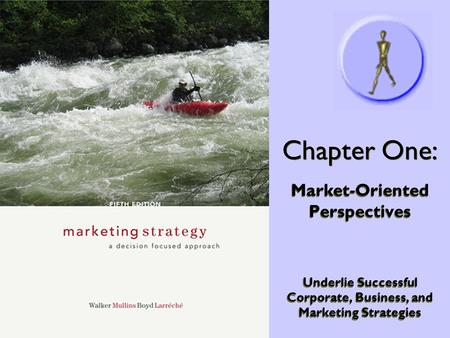 Chapter One: Market-Oriented Perspectives