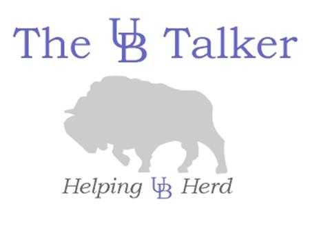 UB Talker Goal - Give those people without the ability to speak, a voice. Target Population - Handicapped/disabled who have limited motor skills and have.