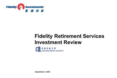 Bisldclscorporatesales marketingnone ppt video online download - Fidelity family office services ...