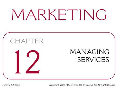 chapter 4 service marketing This slide show includes all the course contents for the subject of services marketing  chapter 4 customer perceptions of service s m 56.
