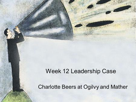 Charlotte Beers at Ogilvy and Mather