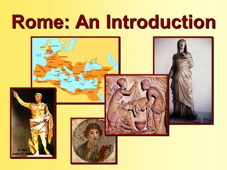 Rome: An Introduction.