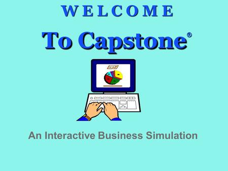 An Interactive Business Simulation