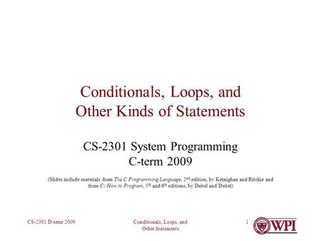 Introduction to FunctionsCS-2301 B-term Introduction to