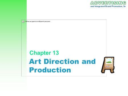 Art Direction and Production