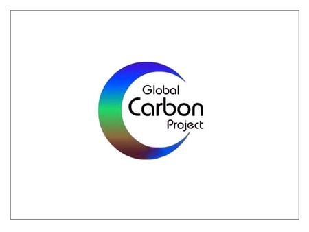 The Programmatic Partnership Carbon-Climate-Human system.