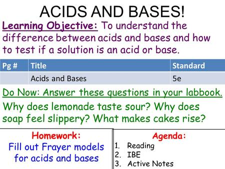 acids and bases homework (spi.9.12) answers
