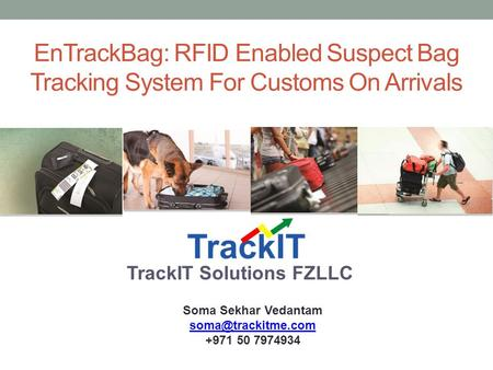 TrackIT Solutions FZLLC