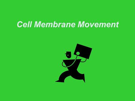Cell Membrane Movement. _____ tends to diffuse from an area of ____ water concentration to an area of _____ water concentration.