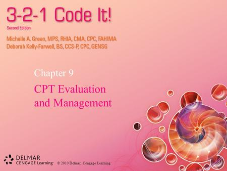 CPT Evaluation and Management
