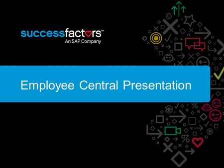 Employee Central Presentation