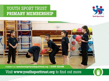 Maximising Impact Through Youth Sport Trust Membership Jen Rouse Head of Membership Gabby Shirley Development Manager.