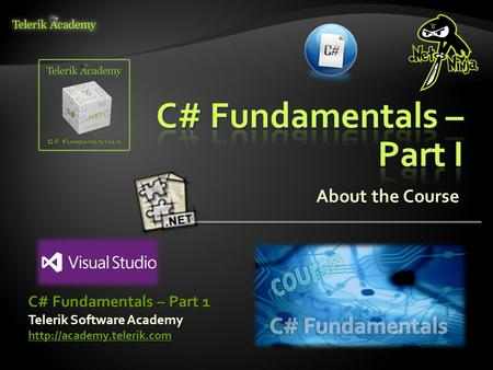 C# Fundamentals – Part I