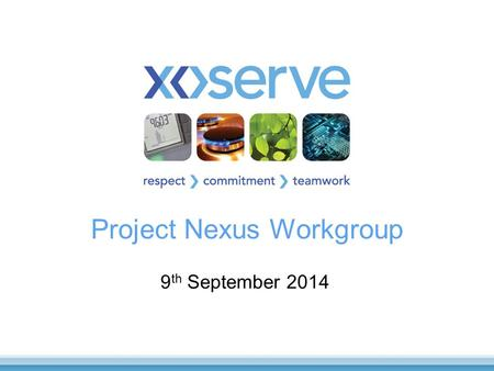 Project Nexus Workgroup 9 th September 2014. Background During detailed design a number of areas have been identified that require clarification with.