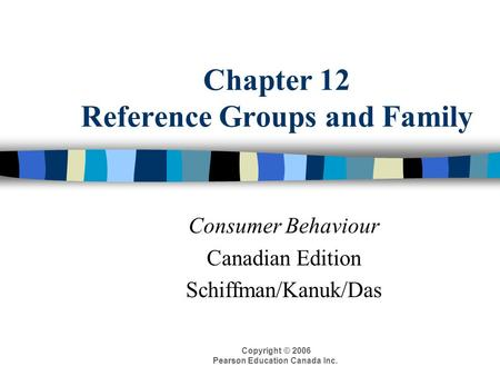 Chapter 11 group influence and opinion leadership by michael r.
