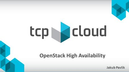 OpenStack High Availability