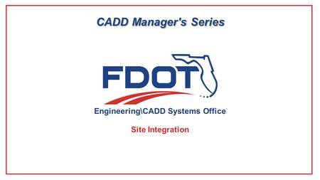 engineering cadd systems office cadd manager s series customizing rh slideplayer com