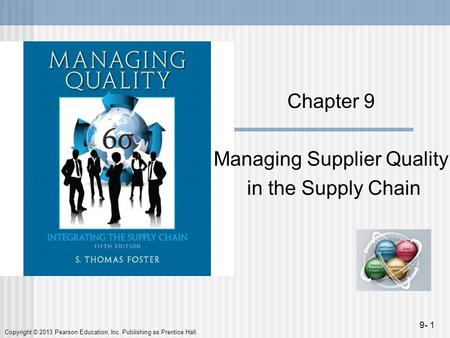 Managing Supplier Quality