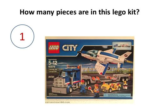 How many pieces are in this lego kit? 1. How long is this song? 2.
