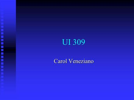 UI 309 Carol Veneziano. Definition of crime n Crime is an act n or the omission of an act n In violation of the penal codes n without defense or justification.