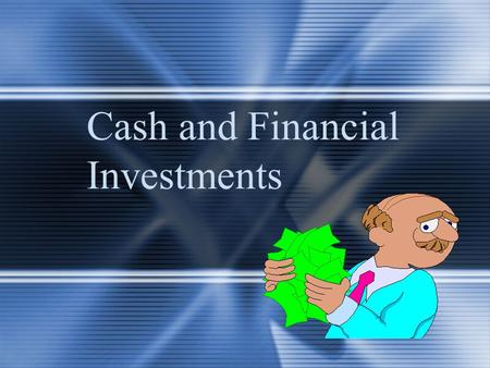 Cash and Financial Investments. McGraw-Hill/Irwin © 2004 The McGraw-Hill Companies, Inc., All Rights Reserved. 10-2 Internal Control Over --Cash Receipts.