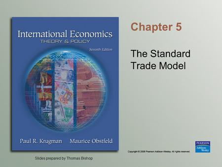 The Standard Trade Model
