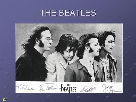 THE BEATLES. Over the last 30 years rock and pop music have been very popular in Britain and have become an important part of Britain's 'pop' culture.