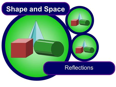Shape and Space Reflections