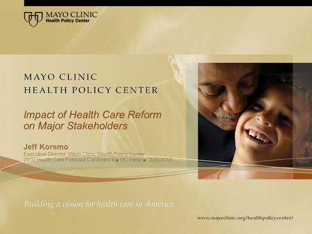 mayo clinic stakeholders Medicalchain announced an agreement with the mayo clinic to explore  and  we feel this working agreement will be of benefit to all healthcare stakeholders.