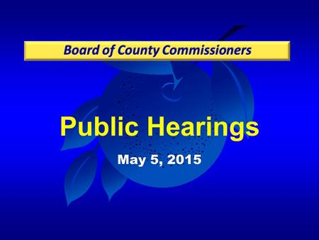 Public Hearings May 5, 2015. Case: PSP-15-01-006 Project: Hamlin PD / UNP / RW-1 & CCM-2 Mass Grading PSP / DP Applicant: ricScott M. Gentry, Kelly, Collins.