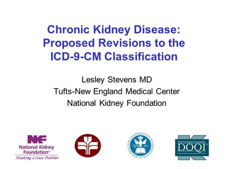 Lesley Stevens MD Tufts-New England Medical Center