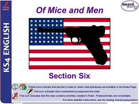 Of Mice and Men Section Six