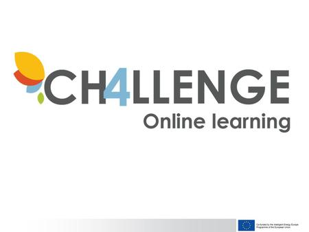 www.sump-challenges.eu CH4LLENGE has just started its series of online learning courses! We offer a SUMP Basics online course and four in-depth courses.
