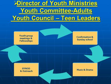Director of Youth Ministries RLC
