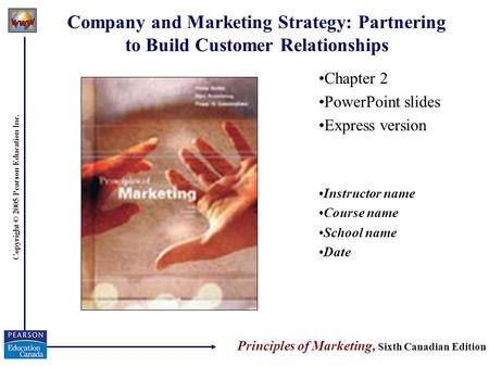 Chapter 2 PowerPoint slides Express version Instructor name