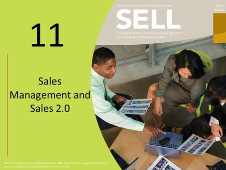 Sales Management and Sales 2.0