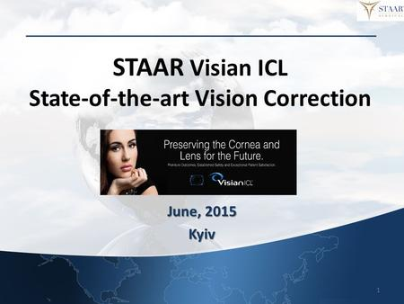 State-of-the-art Vision Correction