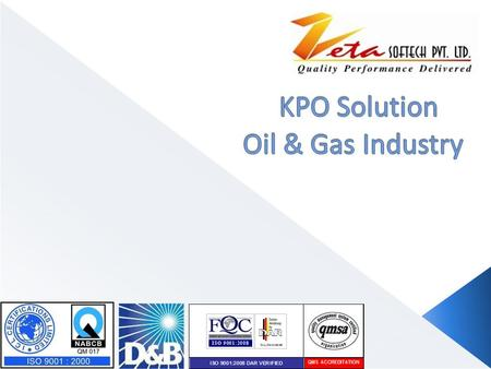  Our solution  Our methodology  Zeta advantage  Case study – ›Oil & Gas digitization project.