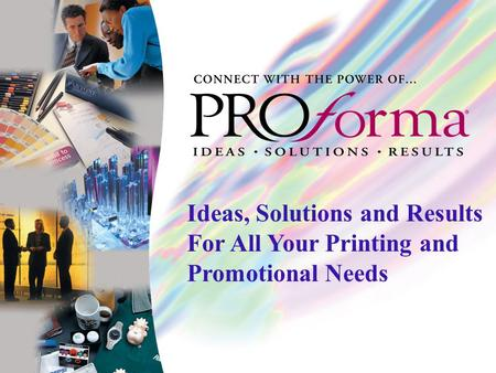 COMMERCIAL PRINT PROMOTIONAL PRODUCTS BUSINESS DOCUMENTS & LABELS